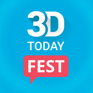 3D Today Fest - Russia 3D Printing Events