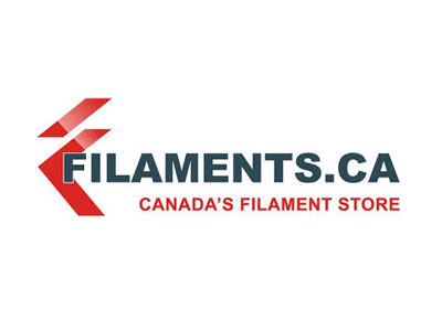 Filaments.ca 3D Printing Materials