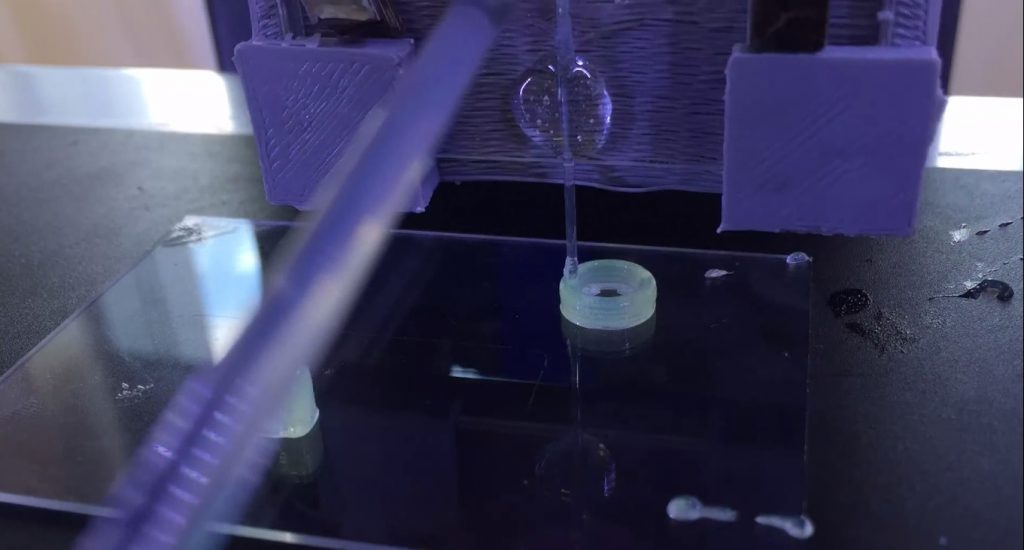 For Experts spearhead droplet-based AM technology utilizing microfluidics