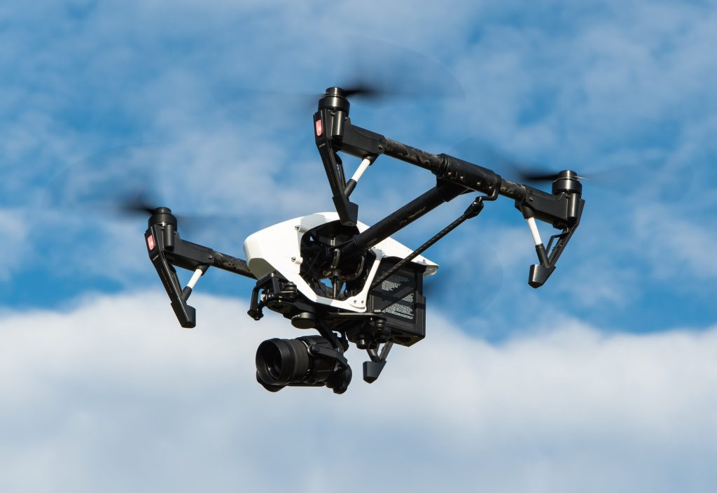 For F-drones set to finish final mile delivery of 3D printed extra pieces of Wilhelmsen