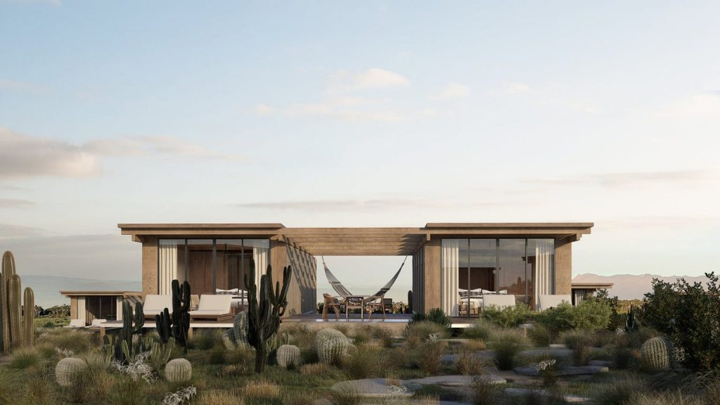 For Habitas launches its expensive 3D Printed restaurant in Todos Santos